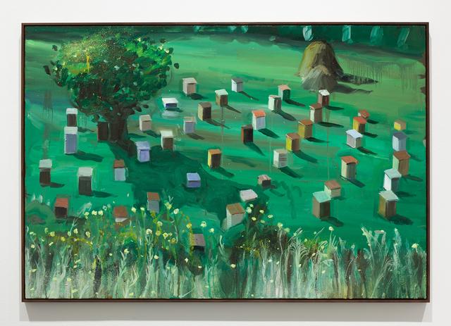 , 'Hives,' 2017, Galleri Magnus Karlsson