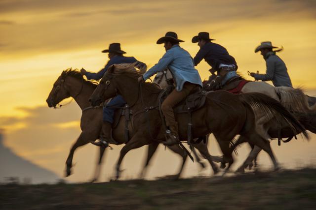 Jim Krantz, 'Epic Western #6', Danziger Gallery