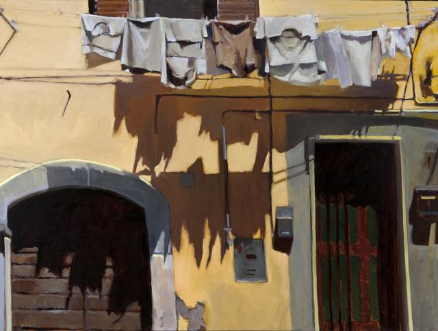 , 'Yellow and Gray, Civita,' , Dowling Walsh