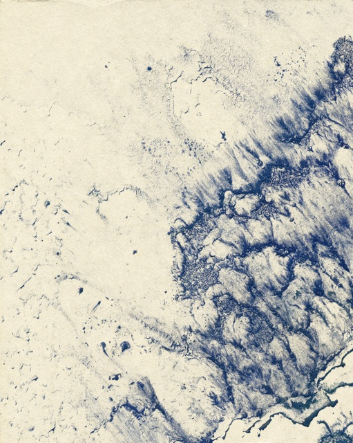, 'Waves (Study)  浪,' 2016, Artrue Gallery
