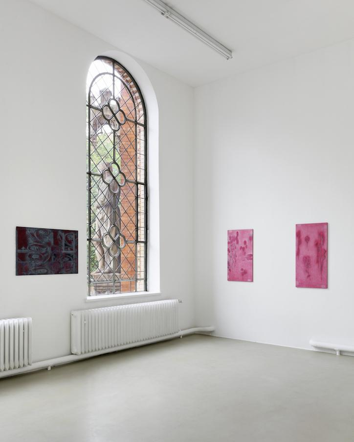Sylvester Hegner (BPA. Berlin Program for Artists) installation view at Kunstverein Hannover, 2017 photo: Raimund Zakowski  Courtesy of the artist
