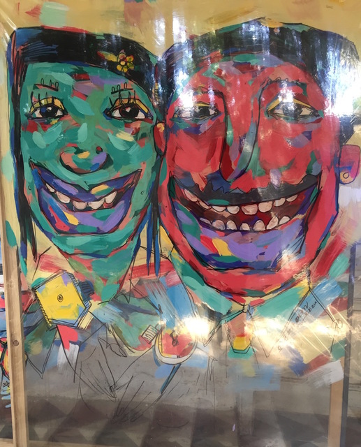 , 'Smile Portrait II,' 2017, Create Hub Gallery