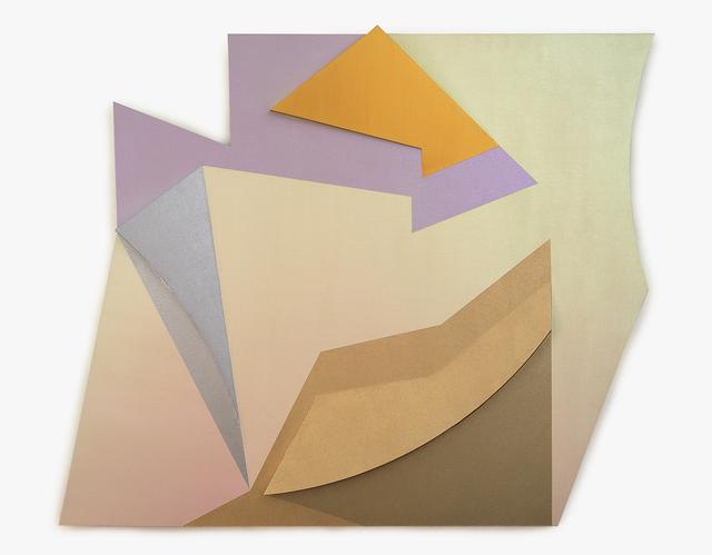 , 'Irised,' 2018, Charles Nodrum Gallery