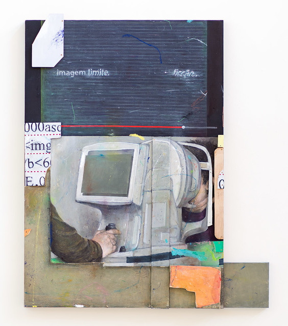 , 'Contra-limite imaginarios do real,' 2016, Zipper Galeria