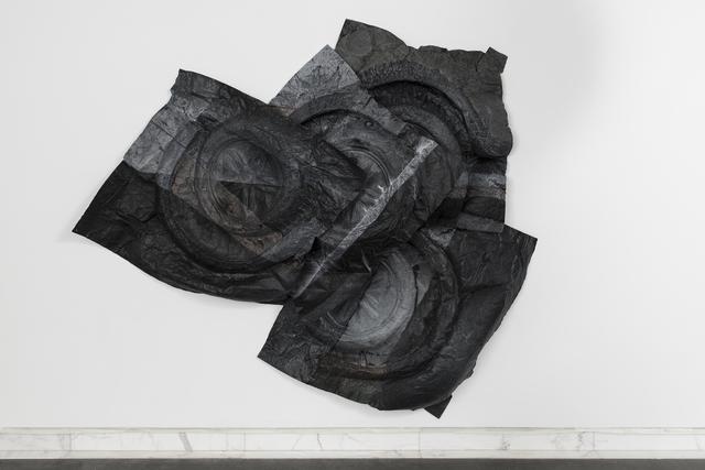 , 'Untitled (Wheels),' 2017, Galerie Kornfeld