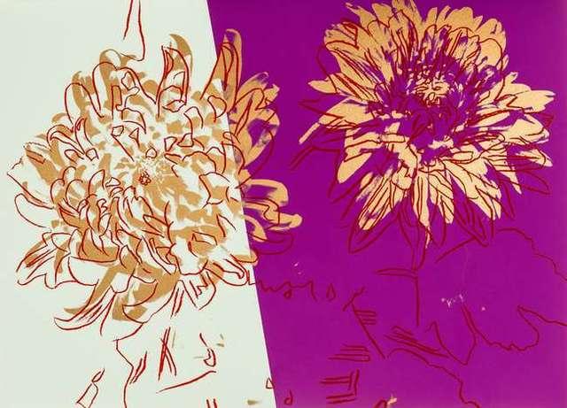 Andy Warhol, 'Kiku (not in Feldman & Schellmann)', 1983, Artsnap