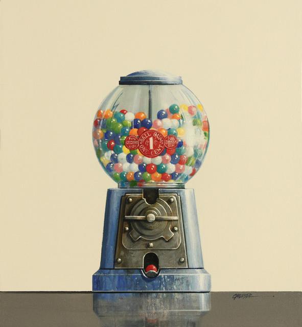 , 'Ball Gum One Cent,' 2019, CODA Gallery