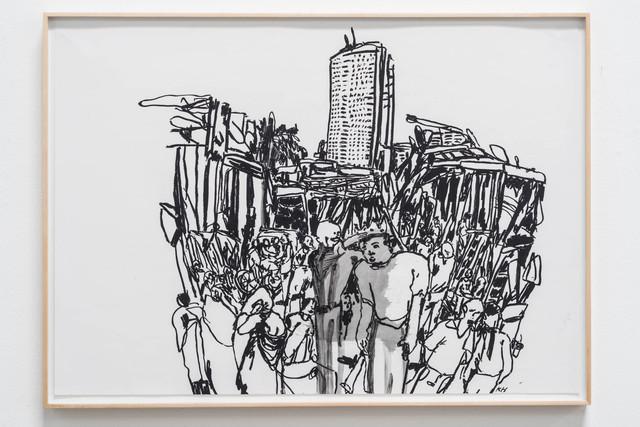 , '1865,' 2013, Rosamund Felsen Gallery