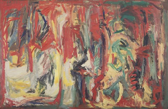 , 'Red Day,' 1979, Simões de Assis Galeria de Arte