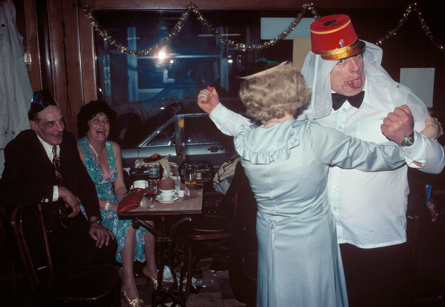 , 'Belgium, Brussels. New Year's eve,' 1981, GALLERY FIFTY ONE