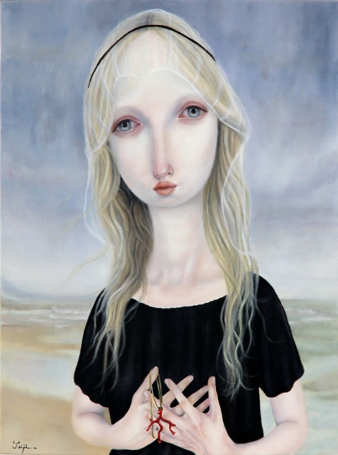 Teiji Hayama, 'Oceanid', 2011, Addicted Art Gallery
