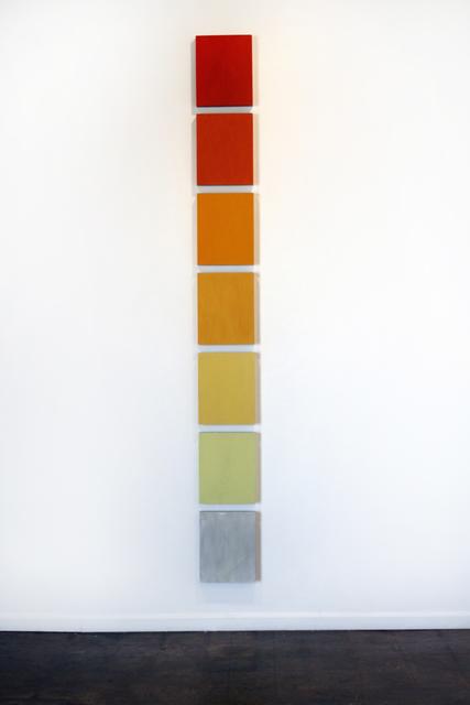 , 'Sunrise Radio Crystals,' 2014, Galleri Urbane