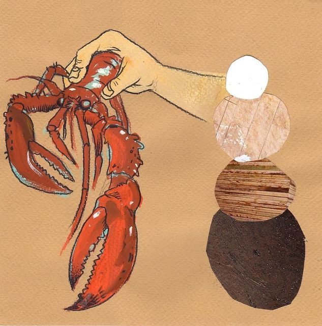 , '7x7 Collaborative Drawing (#29),' 2011, Mark Moore Fine Art