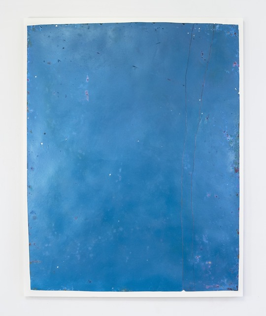 , 'Figure in the Sky,' 2015, Space 776