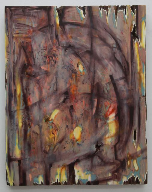 , 'Untitled (multicore),' 2014, Galerie Rüdiger Schöttle