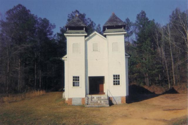William Christenberry, 'Church, Sprott, Alabama', 1971, Photography, Dye transfer print, Jackson Fine Art