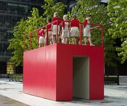 , 'Walk the Line,' 2011, Parasol unit foundation for contemporary art