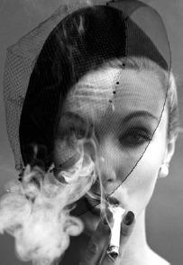 , 'Smoke + Veil 3, Paris (Vogue), 1958,' , Polka Galerie