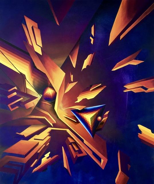 , 'Broken Spectrum,' , Mirus Gallery
