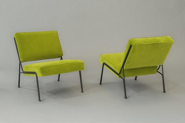 Atelier des Recherches Plastiques (A.R.P), 'Pair of chairs G2', 1953, Galerie Pascal Cuisinier