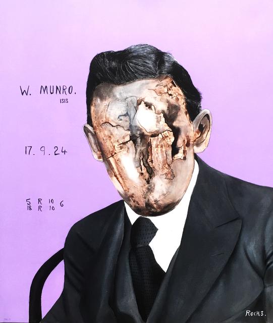 ", 'TAC X ""MUNRO"",' 2016, Galerie Artefact"