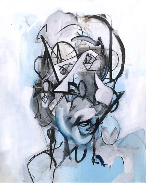 , 'Portrait Study,' 2018, Mugello Gallery
