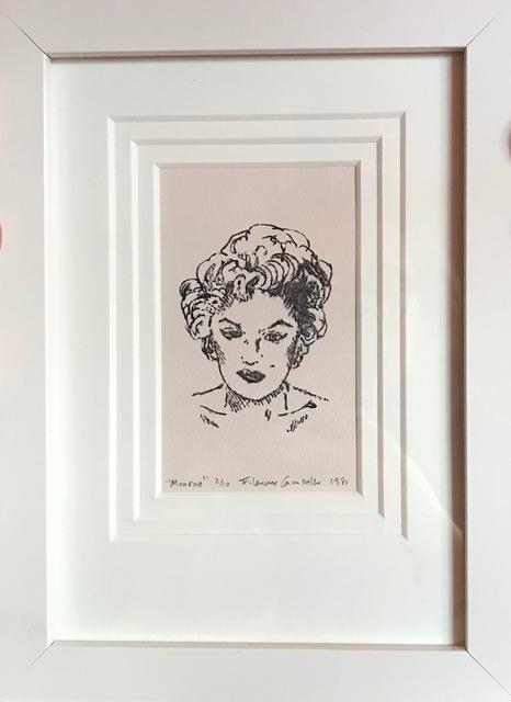 , 'Monroe,' , Zenith Gallery