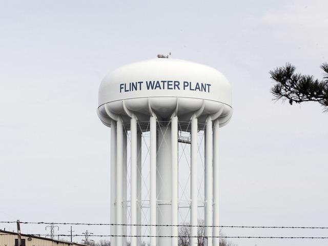 Phillip Buehler, 'Flint Water Tower', 2016, Front Room Gallery