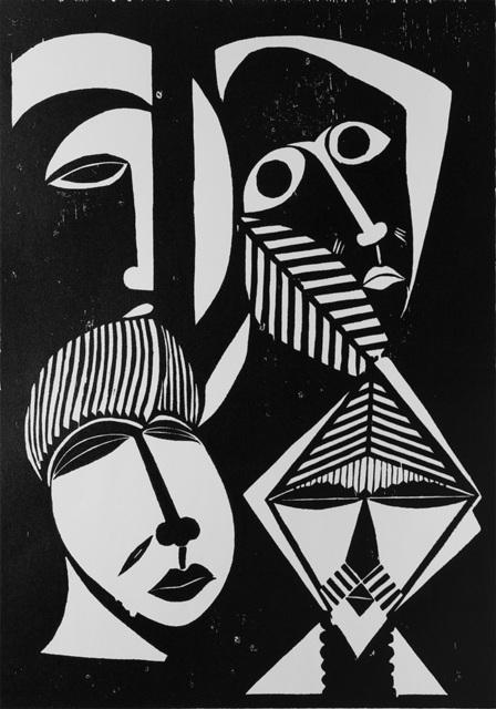 , 'OU ÉTIEZ-VOUS,' 1977, ARTCO Publishing