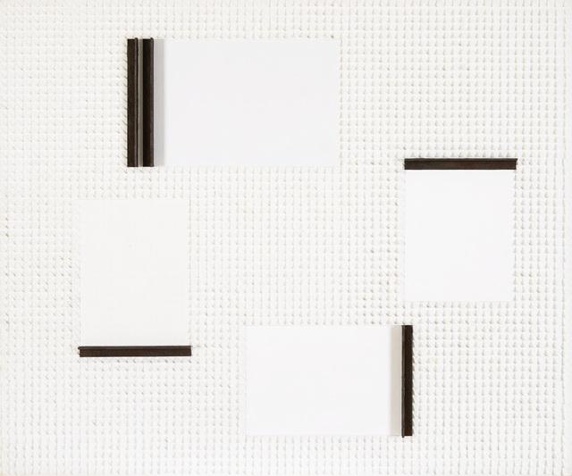 , 'Stubborn Geometry,' 2016, Eslite Gallery