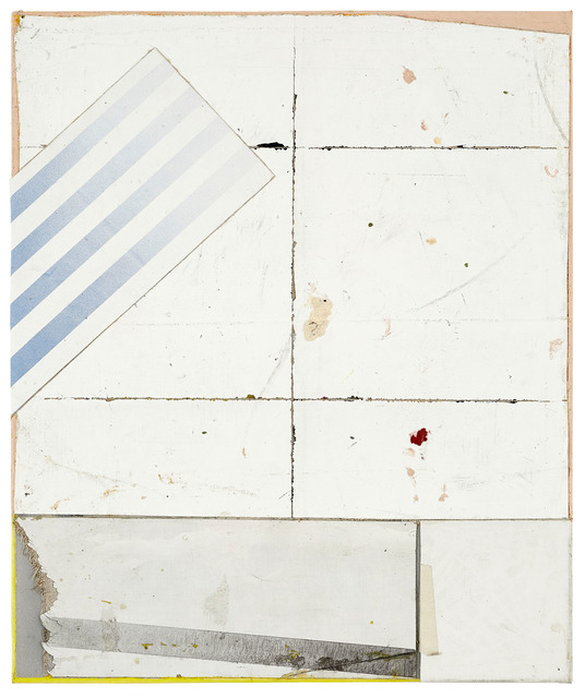 , 'Papers On and Off,' 2017, Mario Mauroner Contemporary Art Salzburg-Vienna