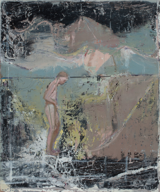 , 'Lake and mountains,' , Galerie Dukan