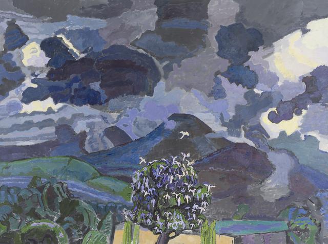 , 'Tree of Birds,' 2014, Betty Cuningham