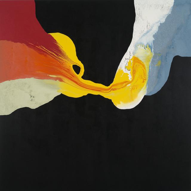, 'Derrame 1977 (Accident) ,' 2014, La Patinoire Royale / Galerie Valerie Bach