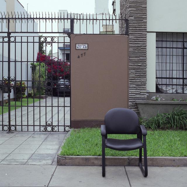 "Eliana Otta, 'S/T (from the series ""Señores de la intemperie"")', 2013, 80M2 Livia Benavides"