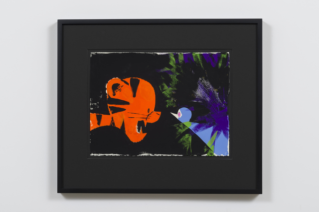 Ellen Berkenblit, 'Untitled', 2015, McEvoy Foundation for the Arts