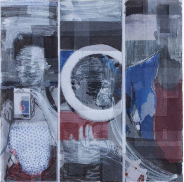 , 'Imagefall no:2,' 2014, C24 Gallery