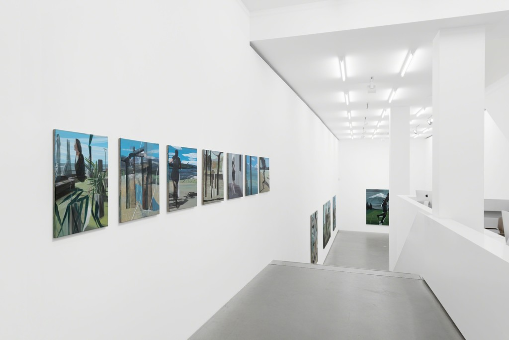 Galerie EIGEN + ART Berlin, Photo: Uwe Walter, Berlin