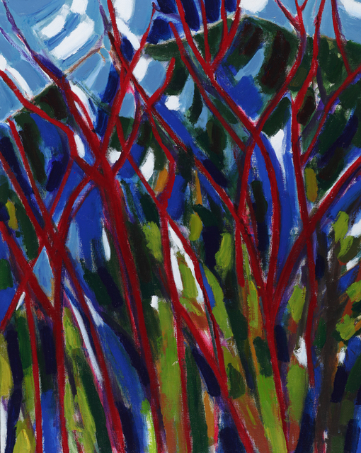 , 'Odesan,' 2015, Kips Gallery