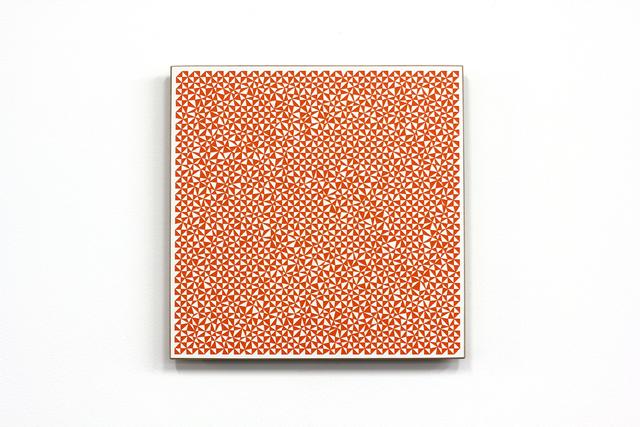 , 'Order/Disruption Painting No. 3 (Ed. 4/5),' 2012, Bartha Contemporary