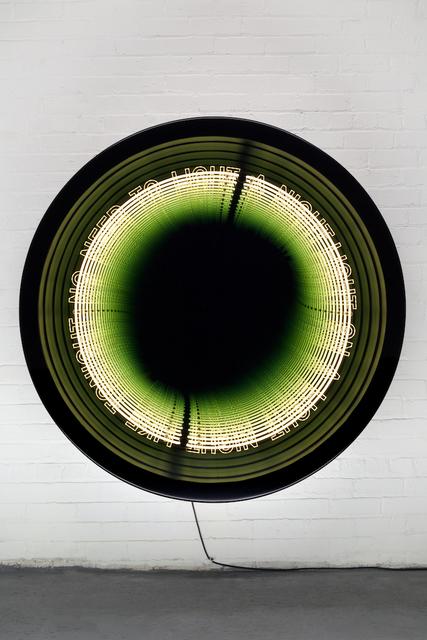 , 'Loop,' 2016, Galerie Daniel Templon
