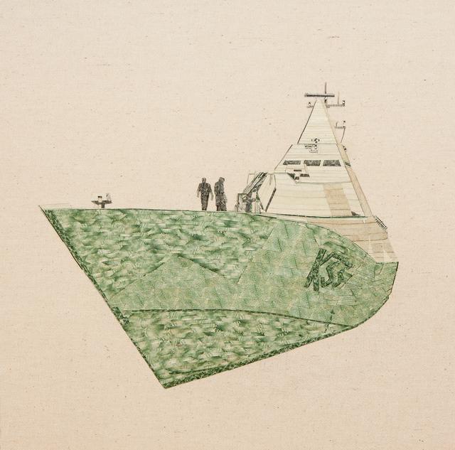 , 'Visby,' 2011, Lois Lambert Gallery