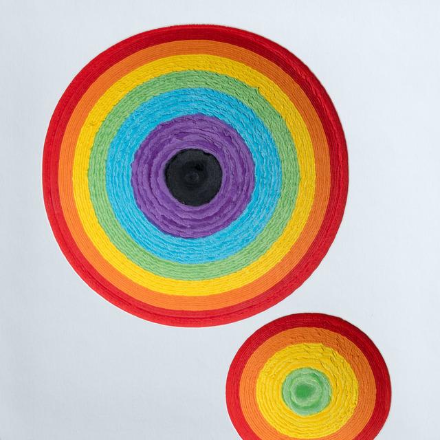 , 'ROYBGPB,' 2018, Lustre Contemporary