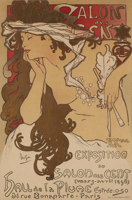 , 'Salon Des Cents - XXme Exposition Paris 1896,' 1896, Omnibus Gallery