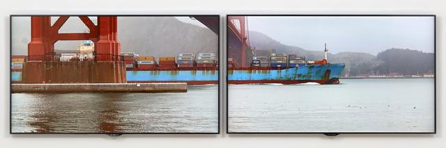 , 'Chrysopylae II,' 2012, Rena Bransten Gallery