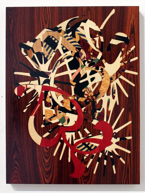 , 'Untitled,' 2014, Robert Berman Gallery