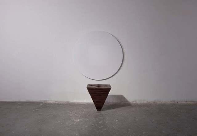 , '真实的距离 The Real Distance ,' 2011-2012, Shanghai Gallery of Art