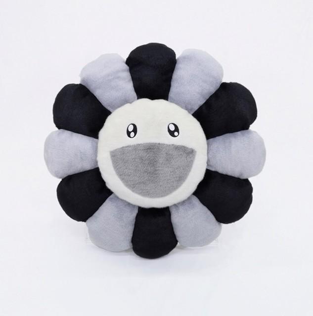 Takashi Murakami, 'Flower Cushion 60 cm (Grey & Black) (Tai Kwun Exclusive)', 2019, Curator Style