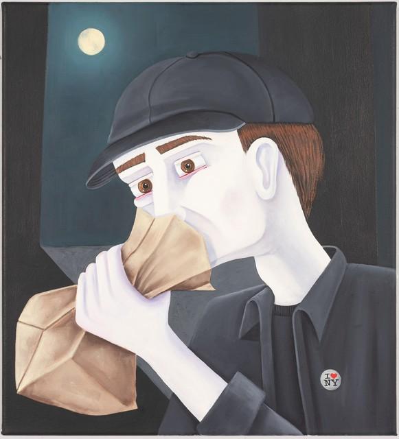 , 'In The Bag,' 2019, 532 Gallery Thomas Jaeckel