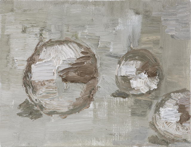 , 'White Globe,' 2016, Aye Gallery